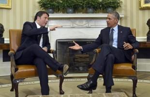 Obama, Renzi